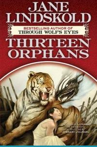 book thirteen orphans