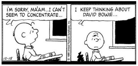 charlie brown david bowie