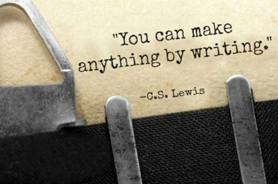 pin write anything cs lewis