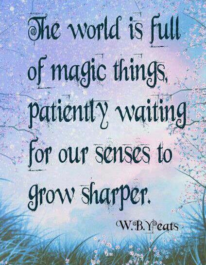 pin magic patiently waiting