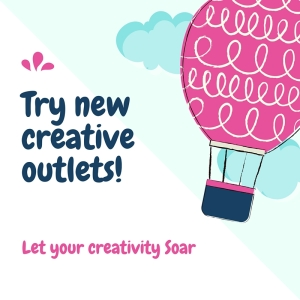 Let Your Creativity Soar