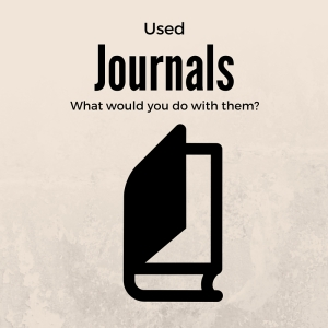 Used Journals