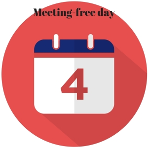 Meeting-free day