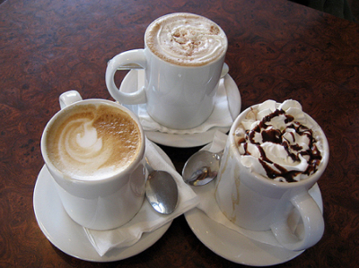 Coffee for Three