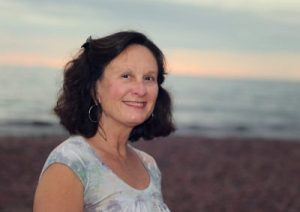 Donna D. Vitucci, a widely published short story writer whose first novel, At Bobby Trivette's Grave was published in June.