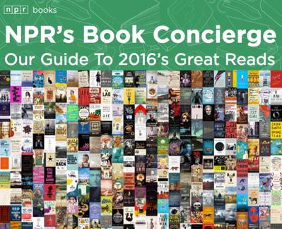 NPR's Book Concierge - Best Books of 2016