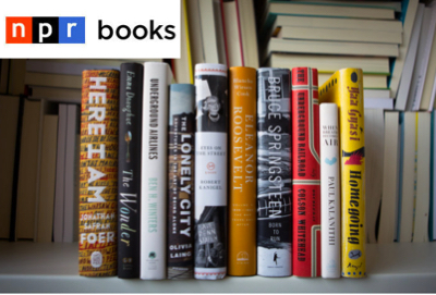 NPR: The 10 Best Books Of 2016 Faced Tough Topics Head On