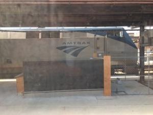Train Travel Residency